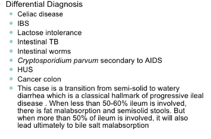 Tenesmus Diagnosis